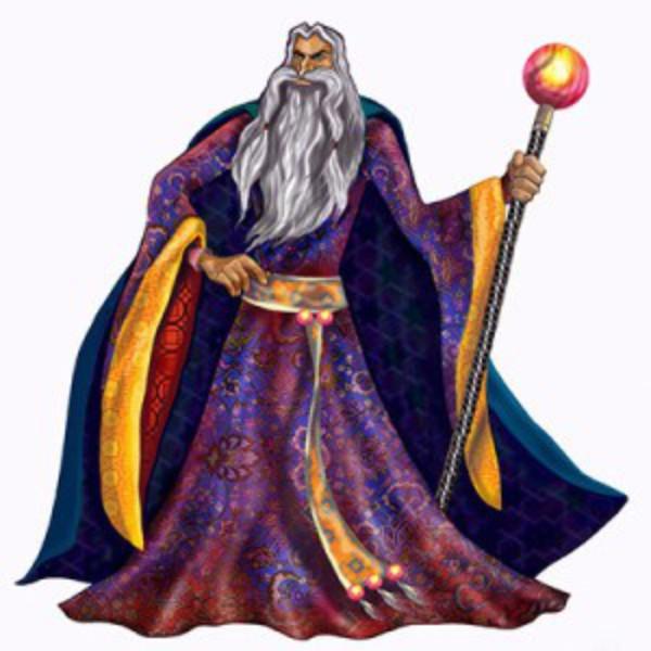 Zauberer Magier Zauberkünstler