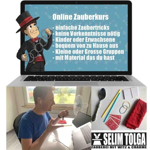 Online Zauberkurs